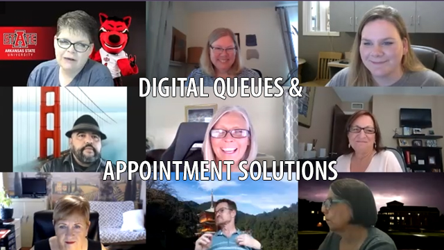Digital Queues and Appointment Solutions