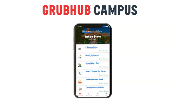 NACCU Virtual EXPO Showcase: Grubhub