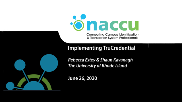 Implementing TruCredential