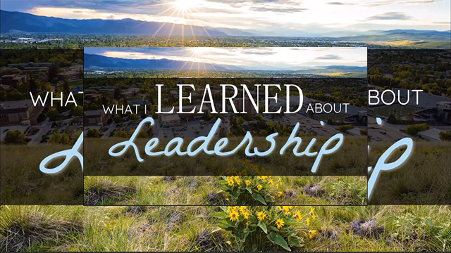 What I learned at a Women's Leadership Institute