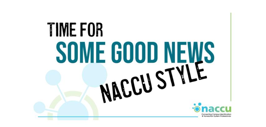 Some Good News NACCU Style